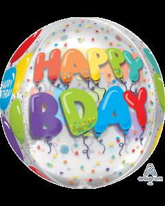 """16"""" Birthday Celebration Orbz"""