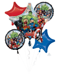 The Avengers Powers Unite Bouquet