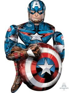 "39"" Captain America Airwalker"