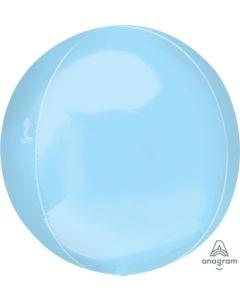 "21"" Pastel Blue Jumbo Orbz"