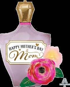 "28"" Mother's Satin Perfume Bottle"