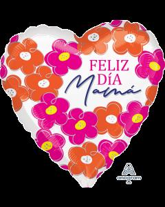 "18"" Feliz Dia Mama Daisies"
