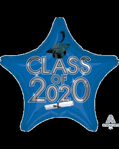 """18"""" Class of 2020 - Blue"""