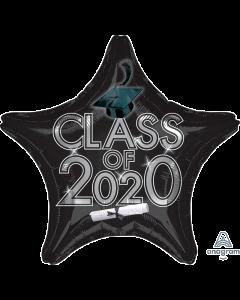 """18"""" Class of 2020 - Black"""