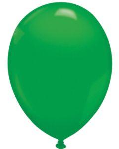 "11"" Green  15 Ct"