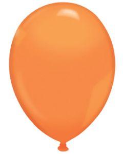 """11"""" Orange  15 Ct"""