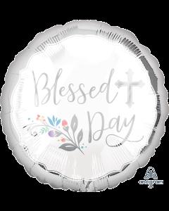 """18"""" Blessed Day  Pkg"""