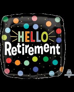 "18"" Retirement Excitement! Pkg"