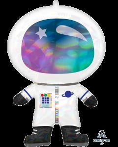 "30""Iridescent Astronaut"