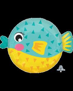 """18"""" Sea Friends Puffer Fish"""