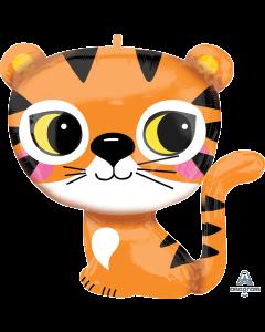"25"" Jungle Fun Tiger"