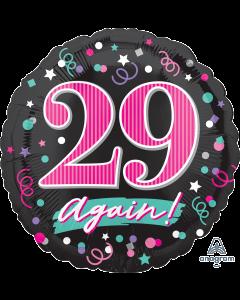 "18"" 29 Again  Pkg"