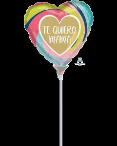 """9"""" Te Quiero Mama Swirls"""