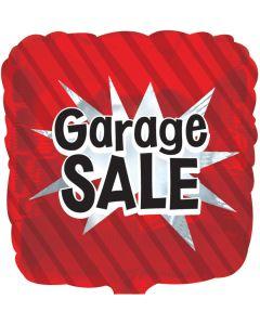 """18"""" Garage Sale"""