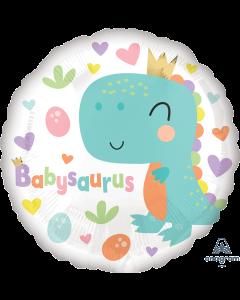 "18"" Babysaurus  Pkg"