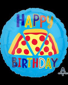 "18"" Birthday Pizza Party!"