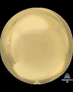 """16"""" White Gold Orbz"""