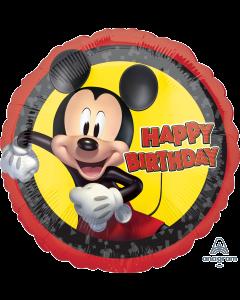 "18"" Mickey Forever Birthday"