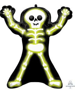 """30"""" Neon Skelly"""