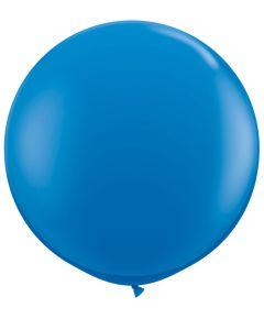 3' Dark Blue 1ct