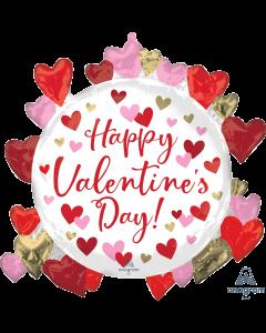 "26"" Valentine Circle of Hearts"