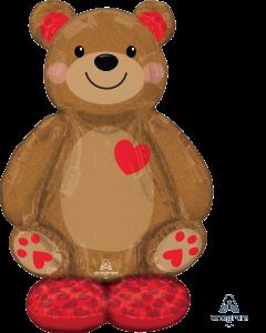"""48"""" Airloonz Big Cuddly Teddy"""