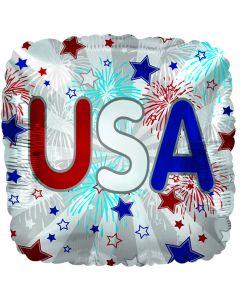 "9"" USA Fireworks"