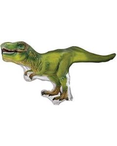 """12"""" T-Rex inflated with stick"""