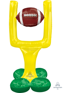 "51"" Airloonz Game Day Goal Post"