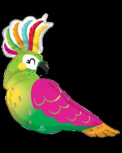"""31"""" Tropical Parrot"""