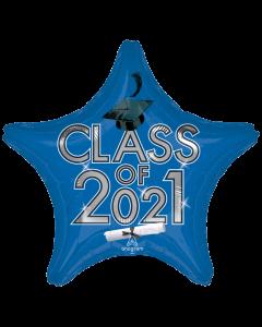 """18"""" Class of 2021 - Blue"""