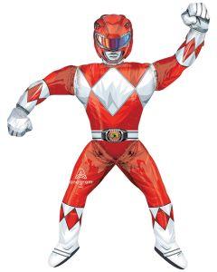 """67"""" Power Rangers Red Ranger Airwalker"""