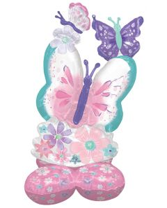 """44"""" Airloonz Flutters Butterfly"""