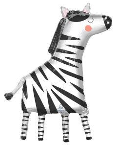 "36"" Get Wild  Zebra"