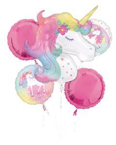 Enchanted Unicorn Birthday Bouquet
