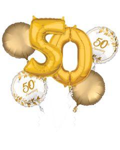 50th Anniversary Bouquet