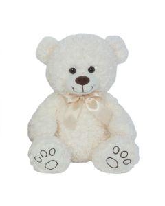 """15"""" Coco Bear White"""