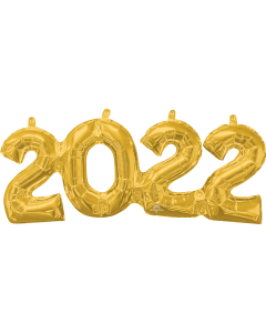 """22"""" '2022"""" in Gold"""