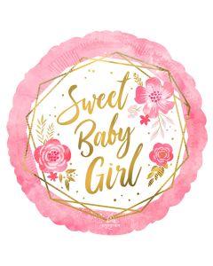 """18"""" Sweet Baby Girl  Pkg"""