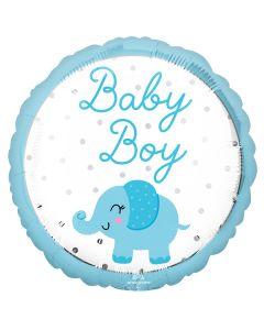 """18"""" Baby Boy Elephant  Pkg"""