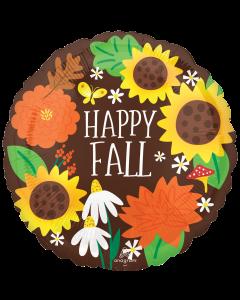 "18"" Happy Fall Colors"