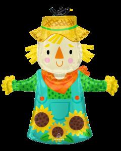 "36"" Fall Scarecrow"
