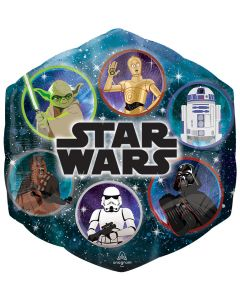 "23"" Star Wars Galaxy"