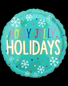 """18"""" Holly Jolly Holidays"""