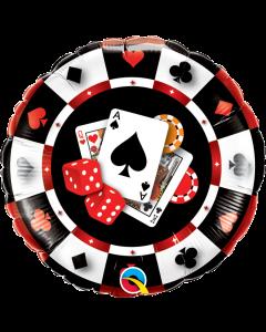 """18"""" Casino $ Pkg"""