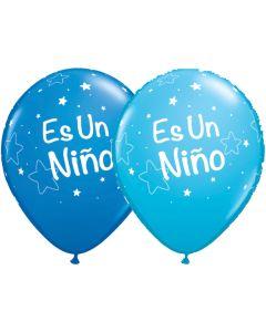 "11"" Es Un Nino Stars Assort 50ct"
