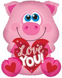 "25"" Love Pig"