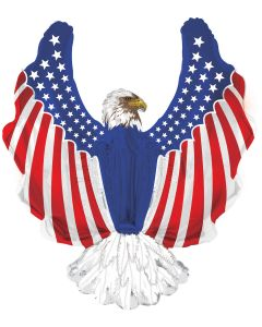 "36"" Stars & Stripes Eagle"