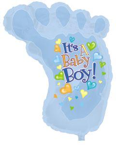 """38"""" Baby Boy Foot"""