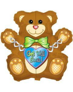 """32"""" Get Well Bear--"""